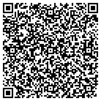 QR-код с контактной информацией организации ПЛАНЕТА МАГАЗИН