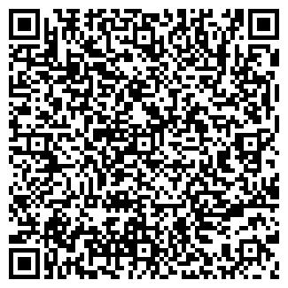QR-код с контактной информацией организации ГОРКООПТТОРГ