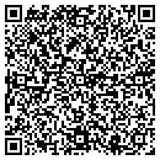 QR-код с контактной информацией организации РОСТО (ДОСАФ)