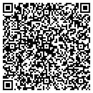 QR-код с контактной информацией организации ТОННЕЛЬ КЛУБ
