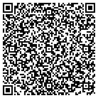 QR-код с контактной информацией организации ЖИРАФ РЕСТОРАН-КЛУБ
