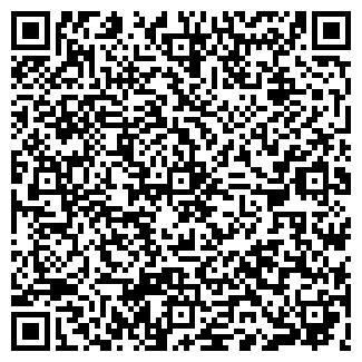 QR-код с контактной информацией организации СЕВЕР КАФЕ