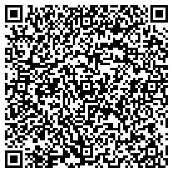 QR-код с контактной информацией организации ПОЛИКЛИНИКА МВД