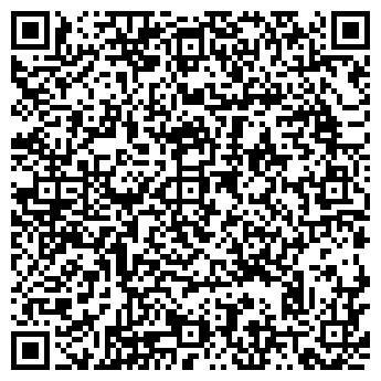 QR-код с контактной информацией организации ИНТЕРФАРМ-ЦЕНТР