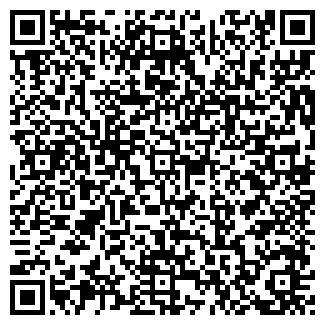 QR-код с контактной информацией организации ИНТЕРФРМ