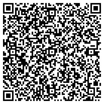 QR-код с контактной информацией организации ООО Аптека №1