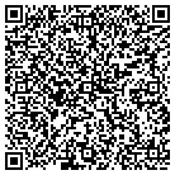QR-код с контактной информацией организации ЦВЕТОЧНЫЙ САЛОН