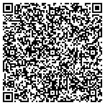 QR-код с контактной информацией организации МАГАЗИН № 6 ПО ЙОШКАР-ОЛИНСКИЙ ГОРКООПТОРГ
