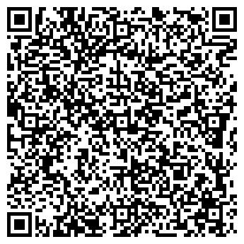 QR-код с контактной информацией организации FALCON CLUB