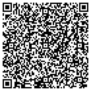 QR-код с контактной информацией организации ИП Дизайн-студия VERANDA