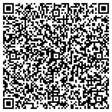 QR-код с контактной информацией организации Лингвамания