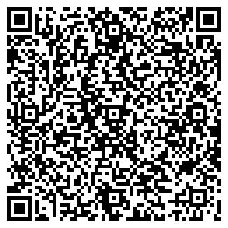 QR-код с контактной информацией организации АЛПРОМ