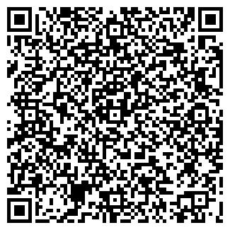 QR-код с контактной информацией организации БОН ТЦ
