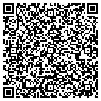 QR-код с контактной информацией организации ЭЛЬФ САЛОН