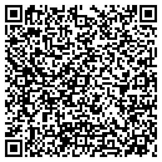 QR-код с контактной информацией организации АЙЗАН, ООО