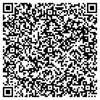 QR-код с контактной информацией организации MEGA TRAVEL