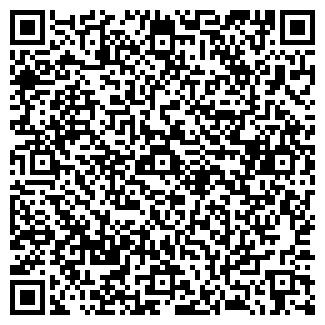 QR-код с контактной информацией организации НЭФИС