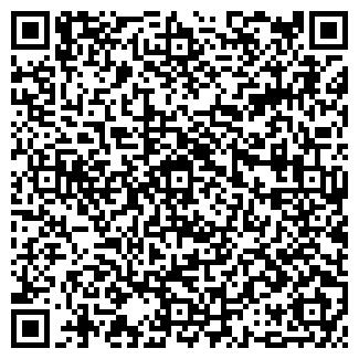 QR-код с контактной информацией организации ПЛАНЕТА УДАЧИ