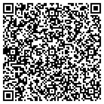 QR-код с контактной информацией организации КЛУБ ЛОСКУТНОГО ШИТЬЯ