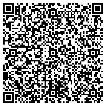 QR-код с контактной информацией организации БАНЬКОФФ