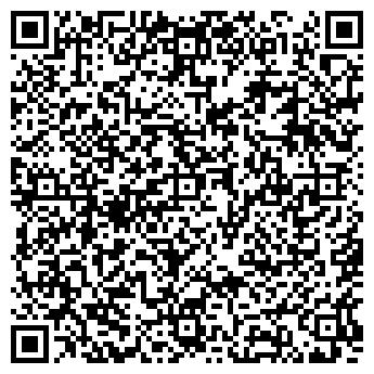QR-код с контактной информацией организации КАЗАНСКИЙ ИППОДРОМ