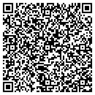 QR-код с контактной информацией организации ТУРИНФО