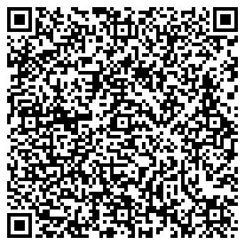 QR-код с контактной информацией организации МАТЕРИНСКАЯ ШКОЛА