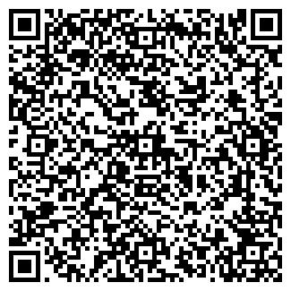 QR-код с контактной информацией организации № 162 ОЗАРЕНИЕ
