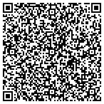 QR-код с контактной информацией организации ШКОЛА ИСКУССТВ ПРИВОЛЖСКОГО Р-НА