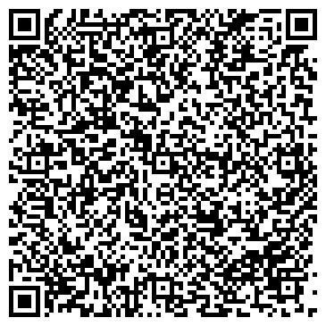 QR-код с контактной информацией организации № 1 ПО СПОРТИВНОЙ ГИМНАСТИКЕ ДЮСШ