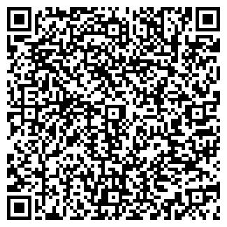 QR-код с контактной информацией организации АВИАТОР ДЮСШ