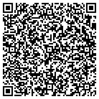 QR-код с контактной информацией организации ДЕТСКАЯ ЦИРКОВАЯ ШКОЛА
