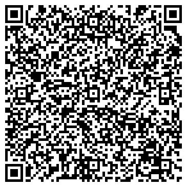 QR-код с контактной информацией организации ДЮСШ ВАХИТОВСКОГО Р-НА Г. КАЗАНИ