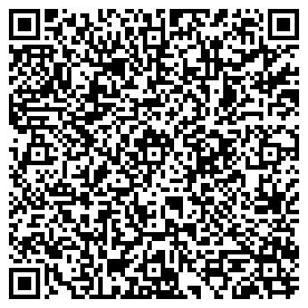 QR-код с контактной информацией организации ИСКРА ДЮСШ ПО КАРТИНГУ