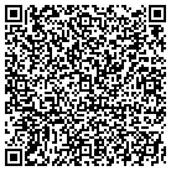 QR-код с контактной информацией организации ПРИВОЛЖАНИН ДЮСШ