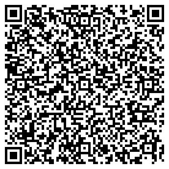QR-код с контактной информацией организации ПРИВОЛЖАНКА ДЮСШ