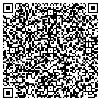 QR-код с контактной информацией организации АКВАРЕЛЬ ШКОЛА ДЛЯ ВЗРОСЛЫХ