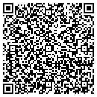 QR-код с контактной информацией организации АВТО-ДРАЙВ
