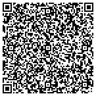 QR-код с контактной информацией организации АКАДЕМИЯ ИНФОРМАЦИОННЫХ ТЕХНОЛОГИЙ