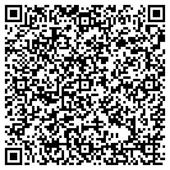 QR-код с контактной информацией организации ПЯТЕРОЧКА ЦЕНТР