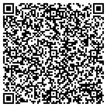 QR-код с контактной информацией организации ШАЛОМ МАГАЗИН