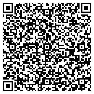QR-код с контактной информацией организации КЛЮЧ САЛОН