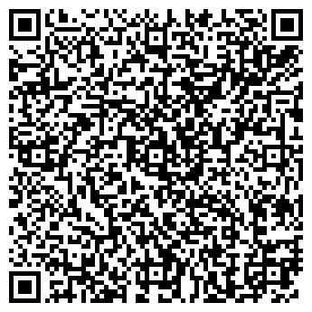 QR-код с контактной информацией организации ДЕКО САЛОН ПОРТЬЕР