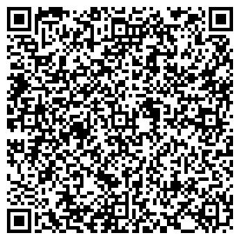 QR-код с контактной информацией организации ТЮЛЬ И ПОРТЬЕРНЫЕ ТКАНИ