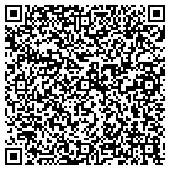 QR-код с контактной информацией организации ПОВОЛЖСКИЙ КОВРОВЫЙ ЦЕНТР