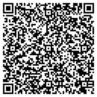 QR-код с контактной информацией организации ДВЕРНОФФ