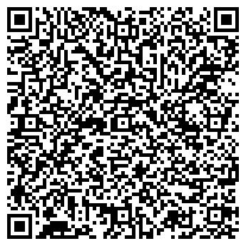 QR-код с контактной информацией организации КАПРИЗ САЛОН ДИЗАЙНА