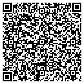 QR-код с контактной информацией организации ПЛАСТИК ПО