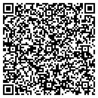 QR-код с контактной информацией организации ИРИС ДОМ ПРЯЖИ