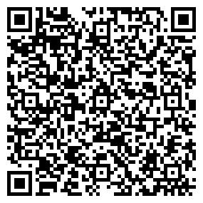QR-код с контактной информацией организации КАМИНДОР